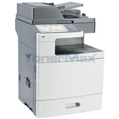 Lexmark X792de